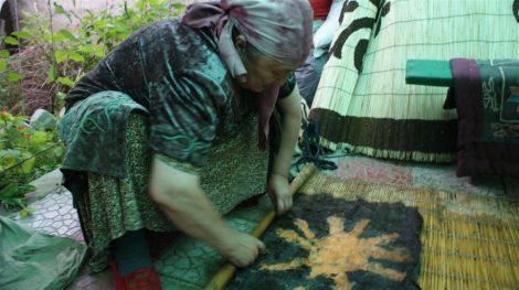Nemezkészítés Türkmenisztánban CD