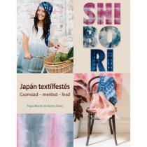 Shibori- Japán textilfestés