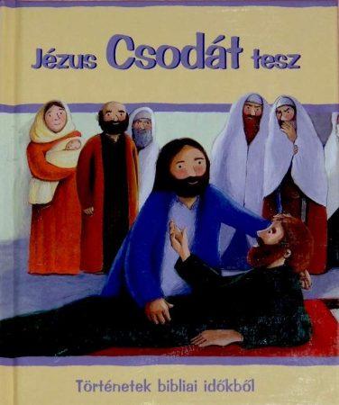 Jézus csodát tesz