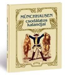 Münchhausen csodálatos kalandjai