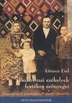 Bukovinai székelyek festékes szőnyegei - Hagyományos és új szőnyegek mintakincse, szövésmódja