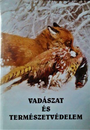 Vadászat és természetvédelem DVD