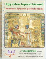 Tutanhamon kártyajáték + könyv