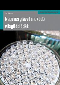 Napenergiával működő világító diódák