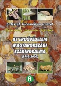 Az erdővédelem magyarországi szakirodalma 1792-2000-ig   CD-ROM