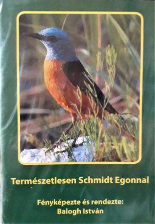 Természetlesen SCHMIDT EGONNAL DVD