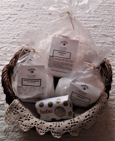 Ökológiai tisztítószer próbacsomag